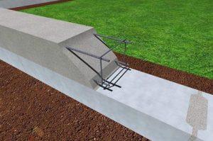 Армирование в строительстве из газобетонных блоков