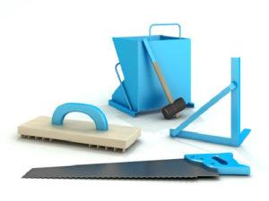 Инструменты для работы с газобетонными блоками
